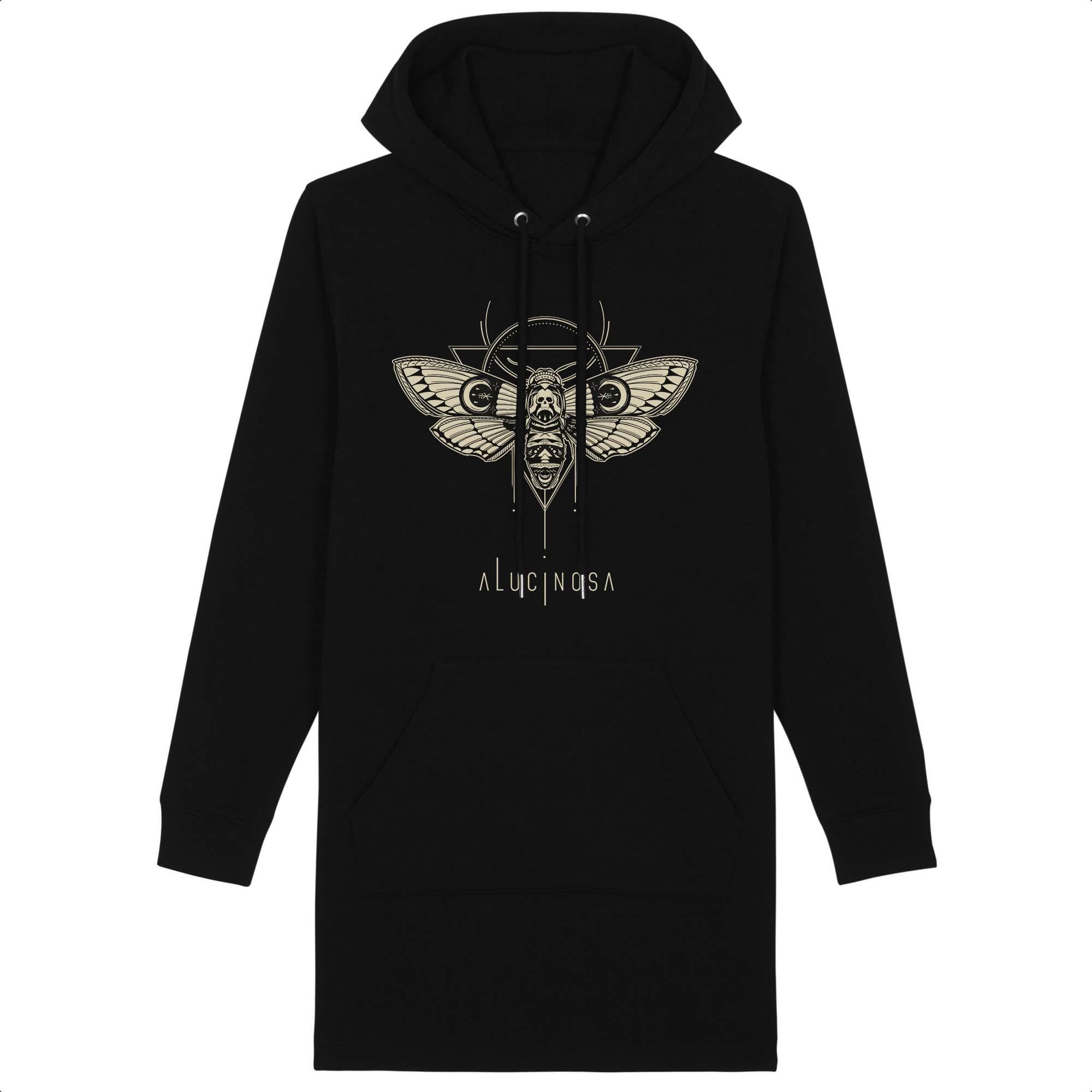 Robe hoodie Sphinx