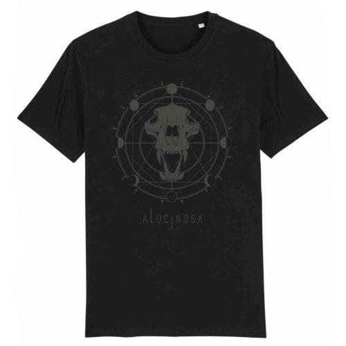 T-shirt Cycle Lunaire - G/N