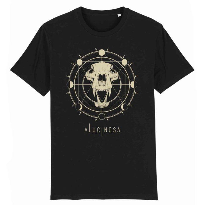 T-shirt Cycle Lunaire - C/N