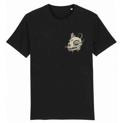 T-shirt Felidae - Pocket - C/N