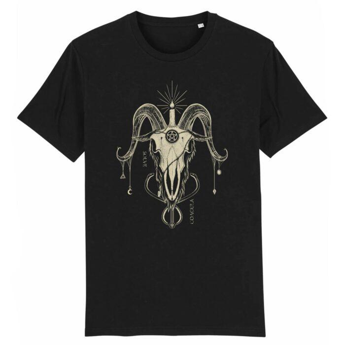 T-shirt Baphomet - C/N