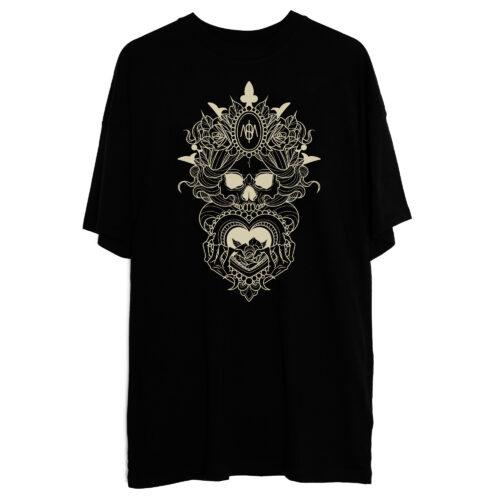 T-shirt Robe Vanité