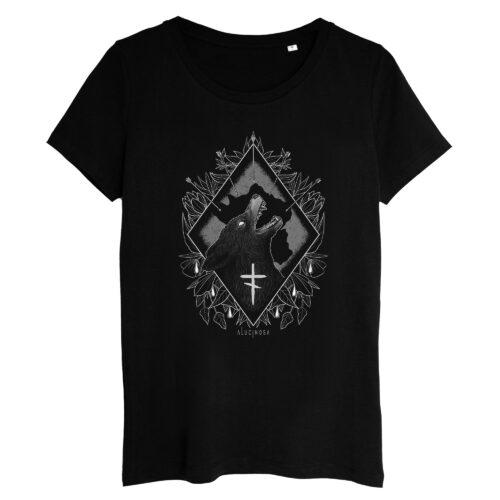 T-shirt Femme Gévaudan