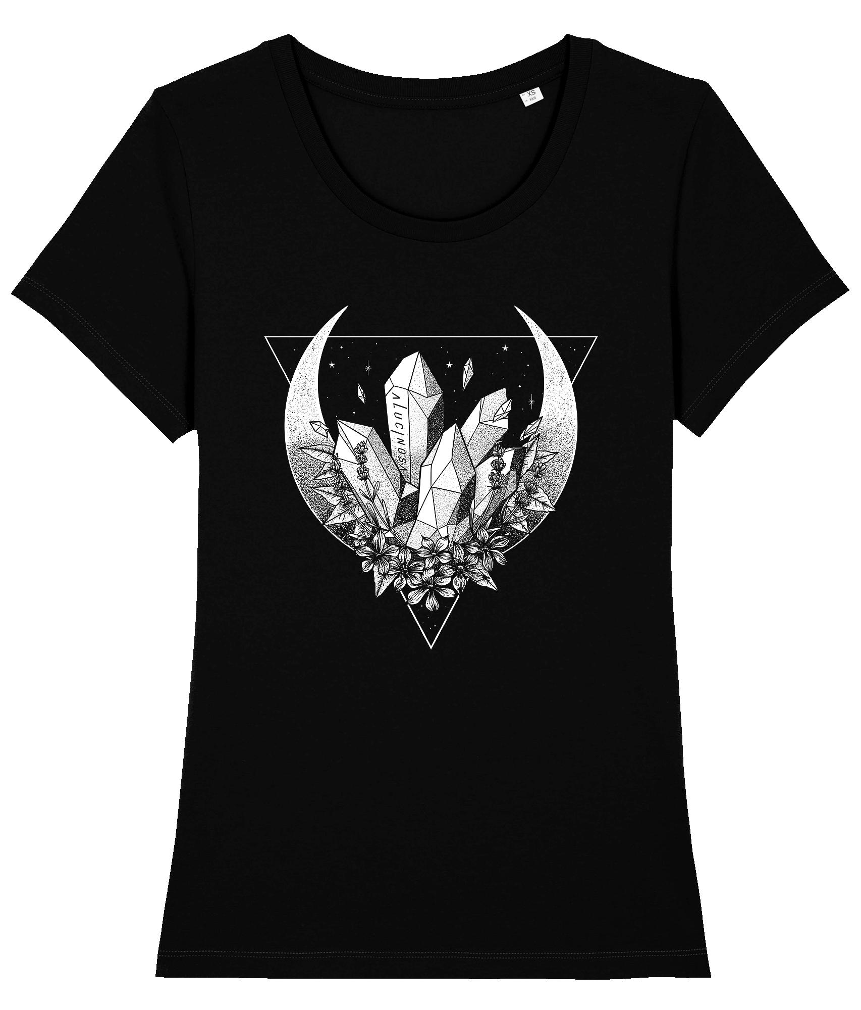 T-shirt femme Cristal